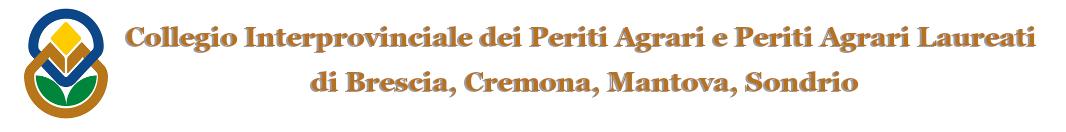 Collegio Interprovinciale dei Periti Agrari e Periti Agrari laureati di Brescia, Cremona, Mantova, Sondrio